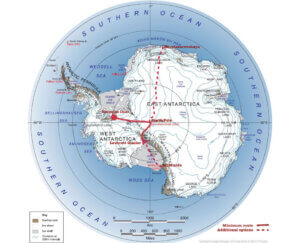Breaking the Cycle South Pole