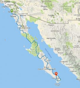 The Baja Divide – Mexico