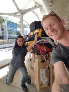 Introduction – preparing for riding down the Baja Peninsula