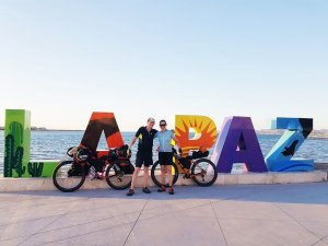 La Aguja (-7km) to La Paz