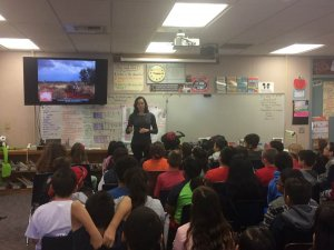 Some questions from the 4th Graders at Chula Vista Elementary
