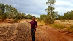 Introduction to Following the Finke River (Larapinta)