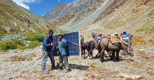 Global Himalayan Expedition – Electrification of Ralakung village