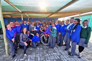 Swakopmund – halfway there