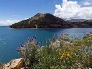 To Lake Titicaca and the border
