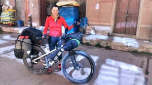 Into Bolivia – unsupported